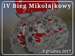 IV Bieg Mikołajkowy