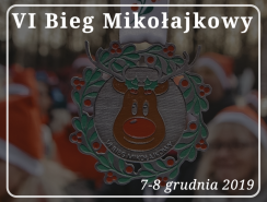 VI Bieg Mikołajkowy