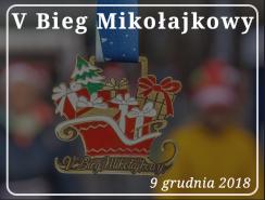 V Bieg Mikołajkowy